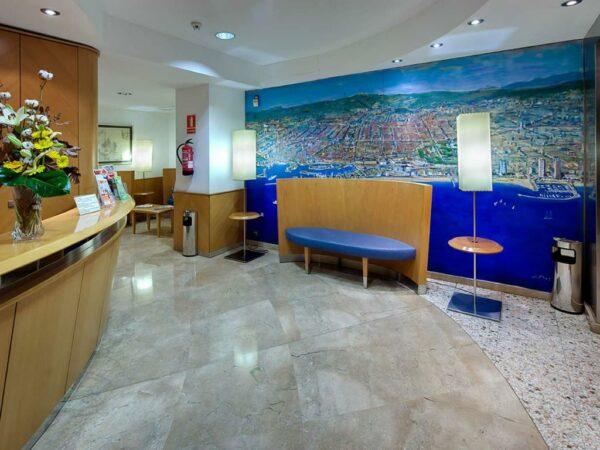 Hotel del Mar Barcelona Lobby