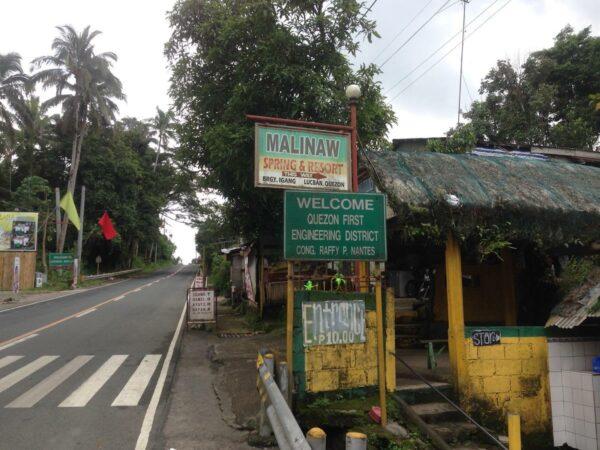 Malinaw Spring and Resort Lucban photo by Froilan Gruezo via FB