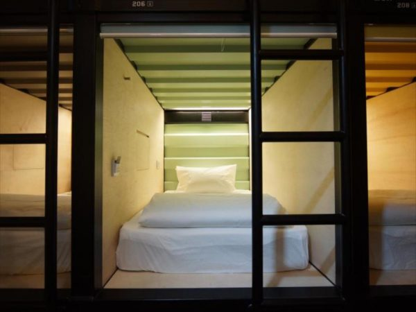 Mixed Dormitory at Container Hotel Ipoh