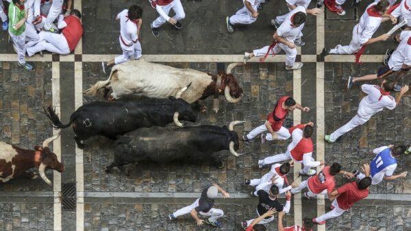 San Fermin Festival Pamplona