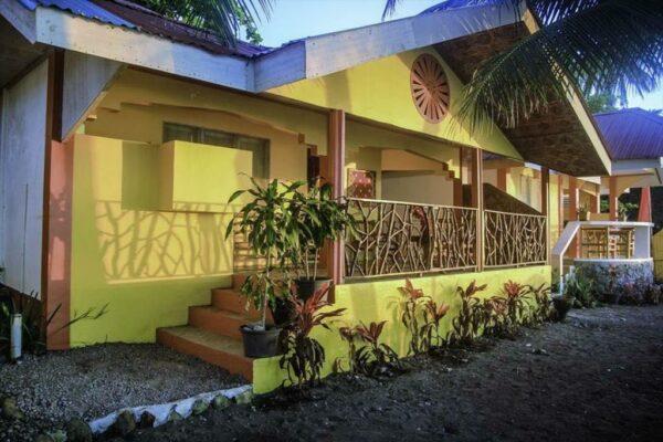 Terrasse Beach Resort in Camiguin Island