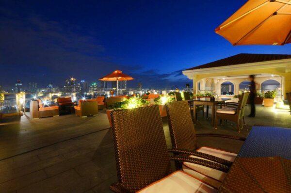 The Bayleaf Intramuros Sky Deck photo via FB Page