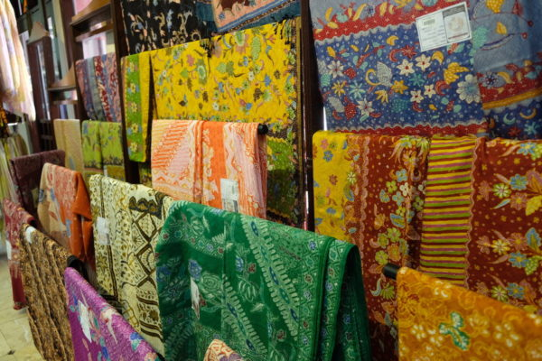 yogyakarta batik shopping