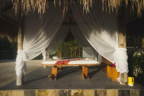 A Amuma Spa Hut - Bluewater Panglao by Fabian Encarnacion