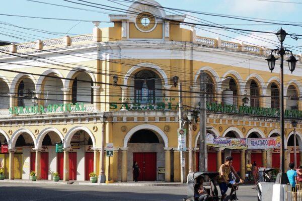 Calle Real Iloilo