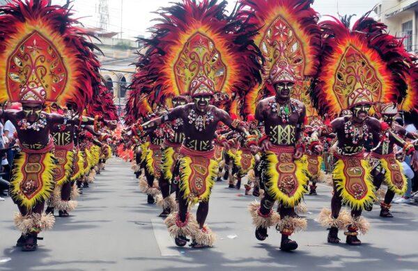 Dinagyang Festival in Iloilo City