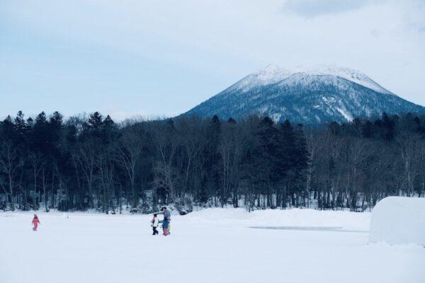 Frozen Lake Akan
