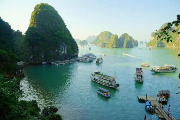 Halong Bay Vietnam - Best Places to Visit in Vietnam