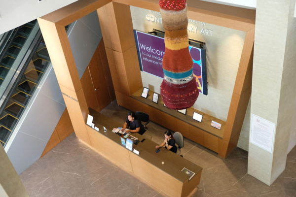 ILOMOCA Lobby