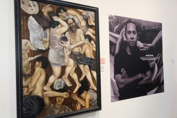Leoneil Cerbas Paintings