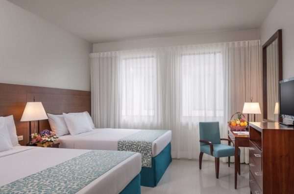 Lima Park Deluxe Room