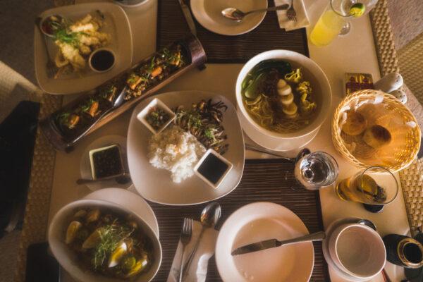 Lunch at Aplaya Restaurant- Bluewater Panglao by Fabian Encarnacion