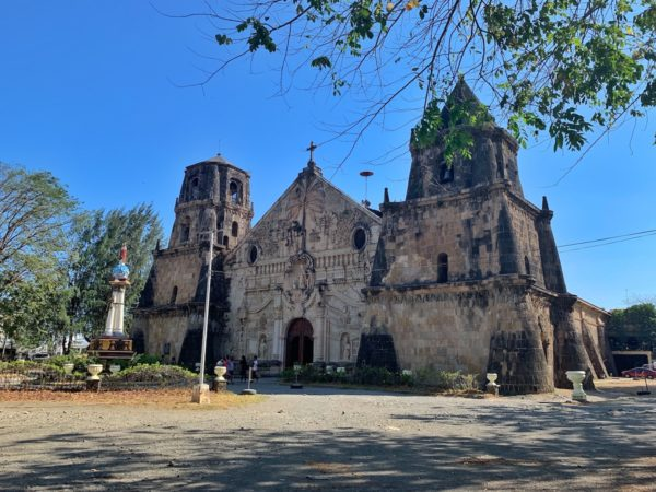 Miagao Church in Iloilo