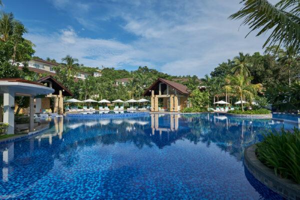 Movenpick Boracay Swimming pool