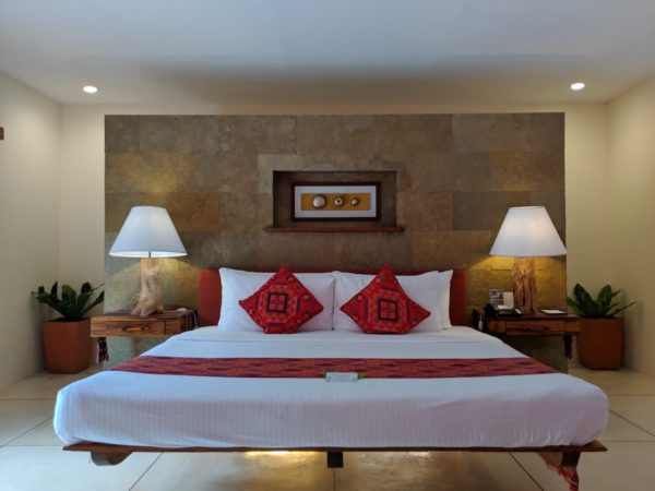One Bedroom Villa King Bed- Bluewater Panglao