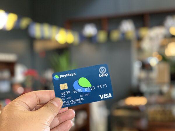 PayMaya Card in Baguio City