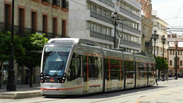 Seville Tram
