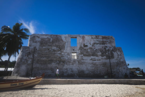 Spanish Port Pamilacan Island - by Fabian Encarnacion