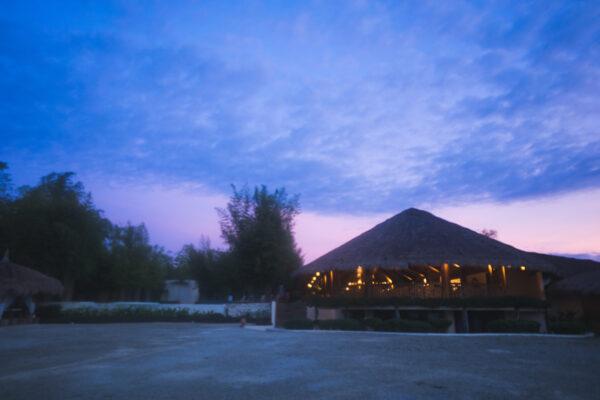 Sunset at Bluewater Panglao