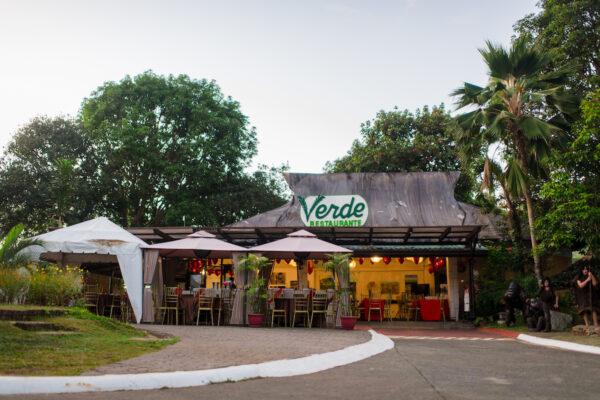 Verde Restaurant by Terrie Reyes