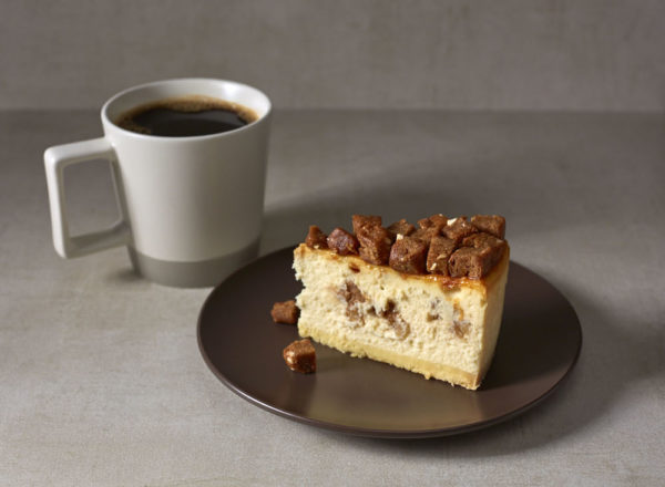 Apple Butterscotch Cheesecake