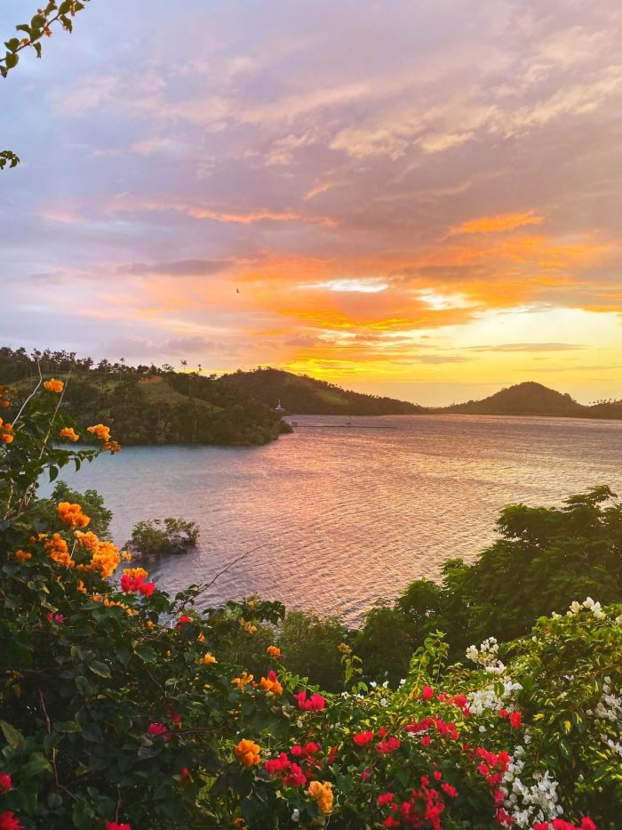 Best Things to do in Marinduque Island - Watch the Sunset at Palms by the Beach