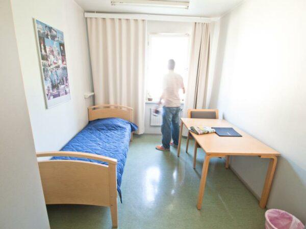 Eurohostel in Linnankatu Helsinki
