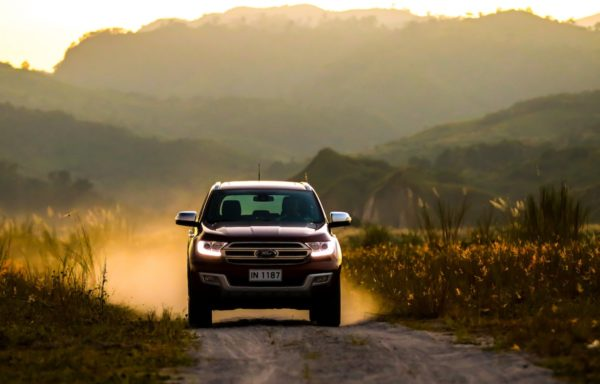 Ford Everest Guide to Visita Iglesia 2019