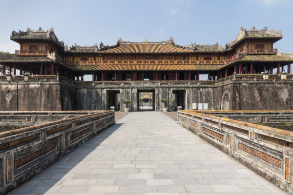 Impertial City in Hue by CEPhoto Uwe Arenas