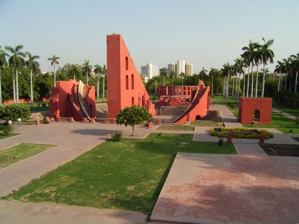 Jantar Mantar via Wikipedia CC