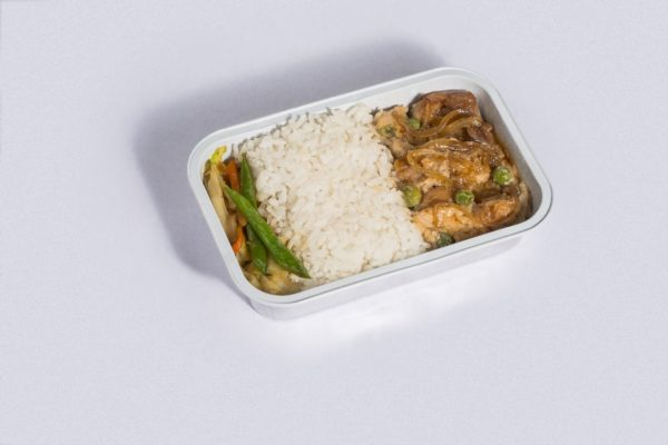Japanese Chicken and Egg Rice