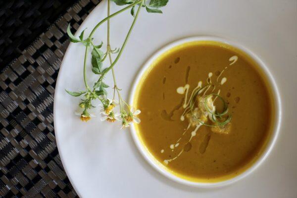 Kalabasa Soup