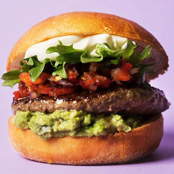 Naughty BRGR Burger