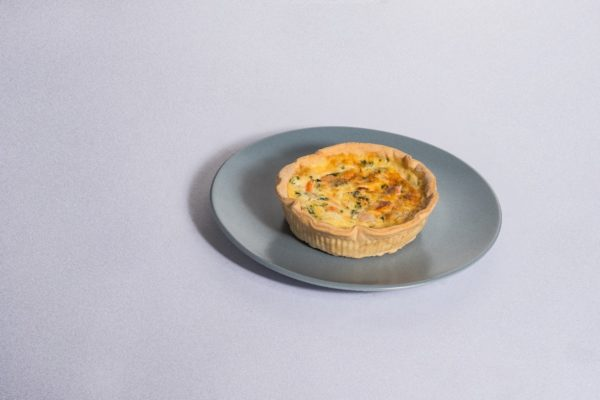 Seafood Quiche