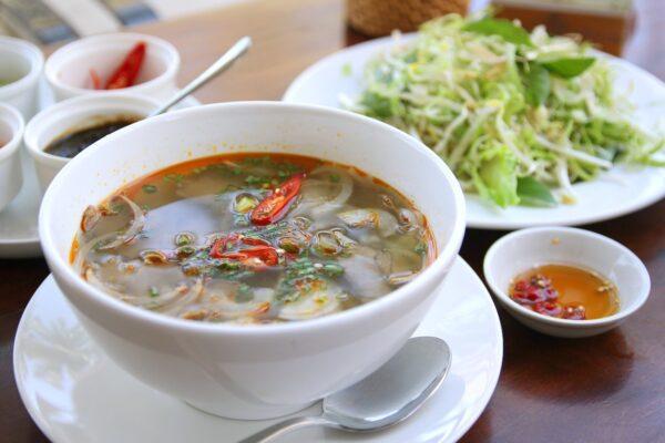 Savory Vietnamese Street Foods