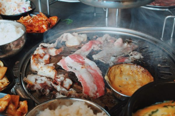Affordable Korean BBQ Grill
