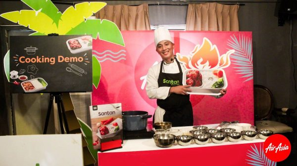 Cooking Demo with resident Chef Arvin Antonio