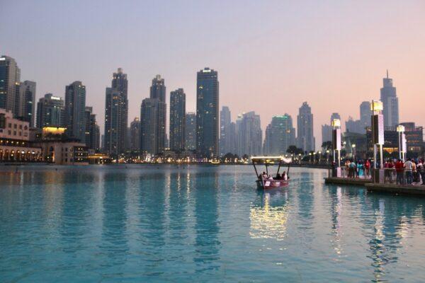 Dhow Cruise in Dubai Marina by Lucy M via Unsplash