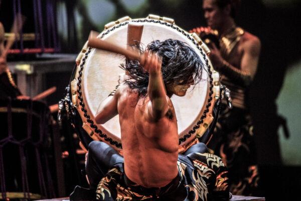Drum Tao in Manila 2019