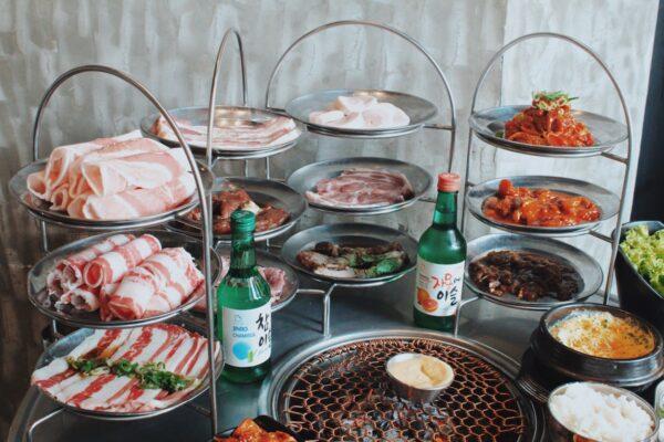Fantastic Chef Unli Korean BBQ Grill