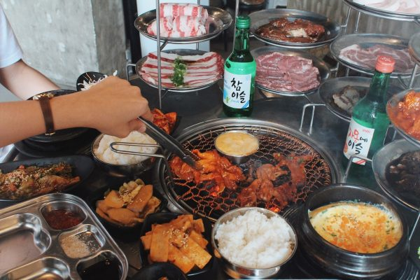 Fantastic Korean BBQ Grill