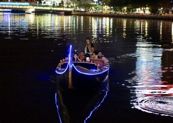 Gondola Boat Cruise in Kaohsiung