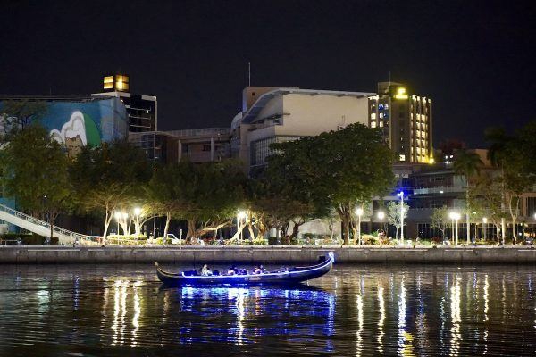 Gondola Ride at the Love River in Kaohsiung