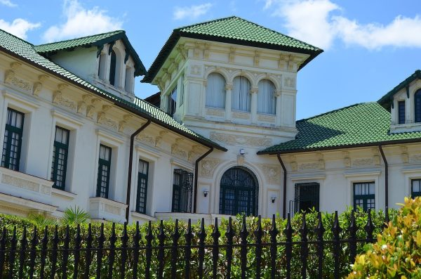 Mansion in Havana
