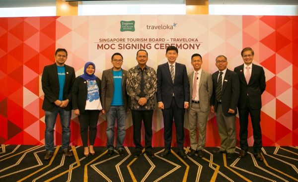 STB Partners with Traveloka to Boost South-East Asian Tourists to Singapore