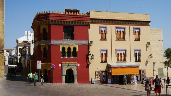Souvenir Shops in Cordoba Spain