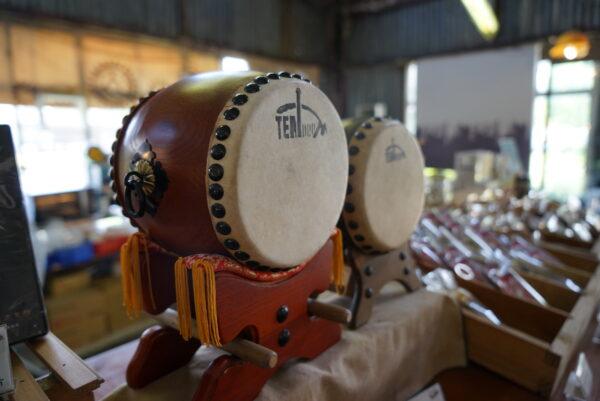 Ten Drum Souvenirs
