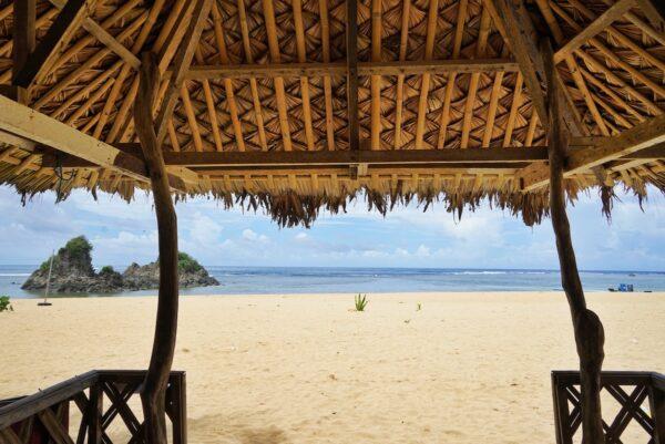 Beautiful Puraran Beach