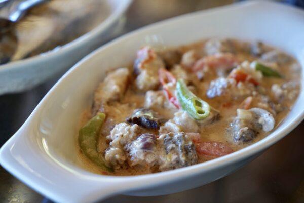 Bicol Express - Food in Catanduanes