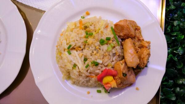 Brown Rice Veggie Stir Fry
